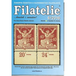 Filatelie 06/2016