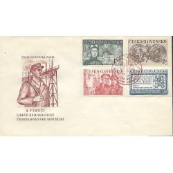 538-541./4/,FDC/1/, 5. výročí osvobození,o,