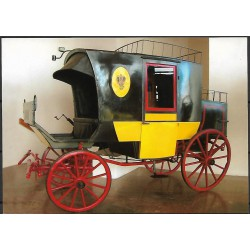 CPH 004.11- Dvouspřežní poštovní dostavník, 2006,/*/,
