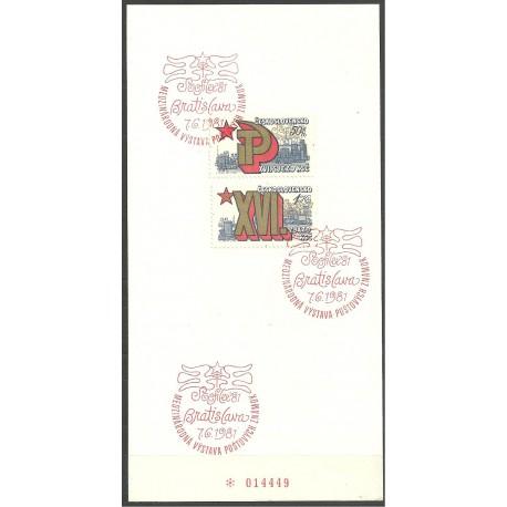 2483- 2484a.NL, SOCFILEX 81,o-,