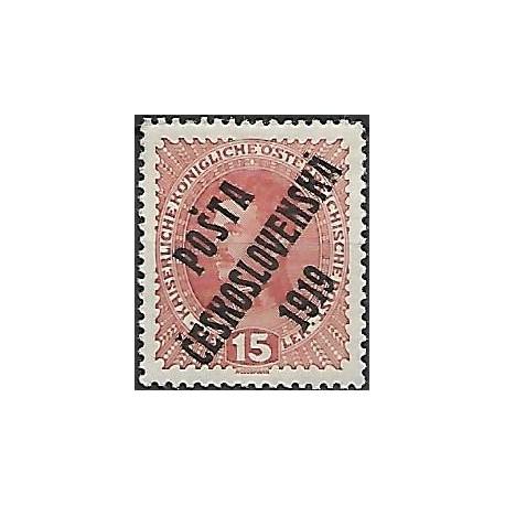 38. /221.- rakouské zn. Císař Karel I.,**,
