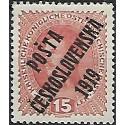 038. /221.- rakouské zn. Císař Karel I.,**,