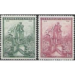 298-299./2/, 100. výročí úmrtí K.H.Máchy,**,