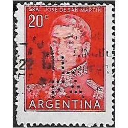 Argentina L11. 620.- , LFA,o,