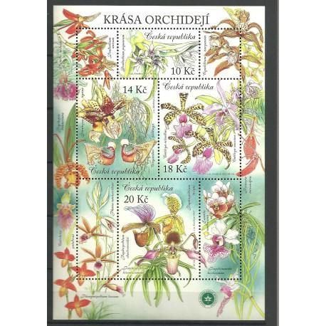 730.733,A, Pěstitelství- krása orchidejí,**,