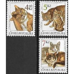 205-207./3/, Chovatelství- kočky,**