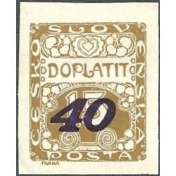 DL34.- Doplatní II.výpotřební vydání,*,