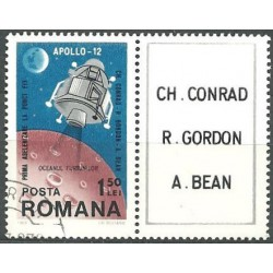 2809.-,KPH, kosmos Apollo12,o,