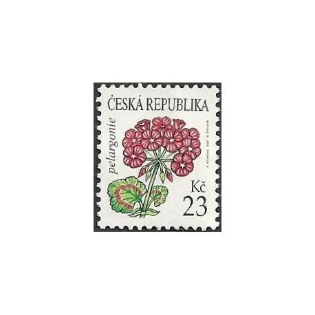 517. Krása květů - Pelargonie - výplatní,**,