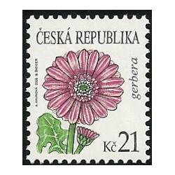550. Krása květů- Gerbera,**,