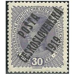 41. /224.- rakouské zn. Císař Karel I.,**,