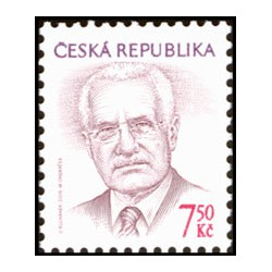 426. prezident České republiky Václav Klaus,**,