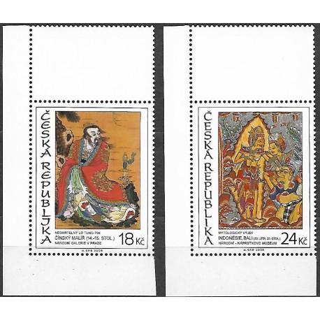 591- 592./2/,KH, Asijské umění,**,