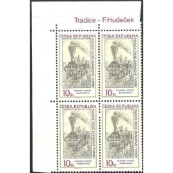 540.,čtbl,,tisk, Tradice známkové tvorby,**,