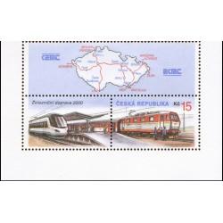 255.KLh, Doprava- železnice roku 2000,**,