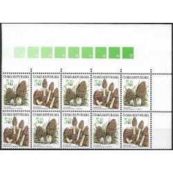 267-266.deseti bl., Ochrana přírody - houby,**,