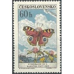 1221.- Motýli, **,