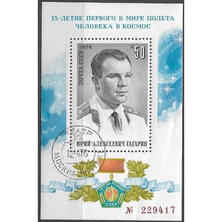 4464.Bl.111 Jurij Gagarin,o,