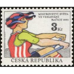 20. Mistrovství světa ve veslování v Račicích,**,