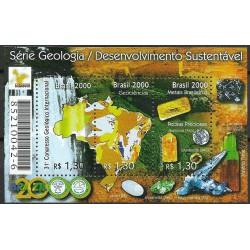 Brazílie, geologie,**,