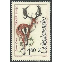 1351.- Zvířena- daněk,**,