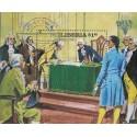Libérie, 1247.Bl100, Podpis ústavy USA,o,