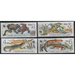 2898- 2901./4/, Ochrana přírody- obojživelníci,**,