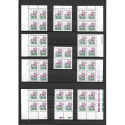 516.,čtbl, Krása květů - Brambořík - výplatní,**,