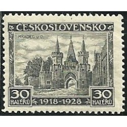 233.- 10. výročí vzniku ČSR,*,