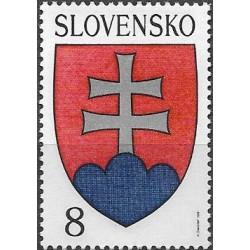 162. Slovenský státní znak,**,
