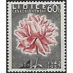 951.- 15. výročí vyhlazení Lidic,**,