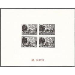 PT, Pošta v ghettu Terezín, faksimile,
