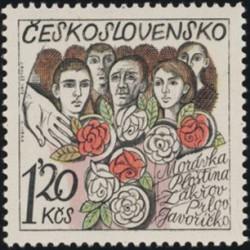 2129.- 30. výročí zničení českých a slovenských obcí za fašistické okupace,**,