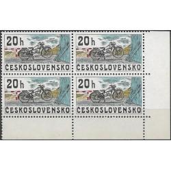 2154 - 2159./6/,čtbl, Z historie motocyklů,**,