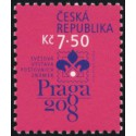498. Světová výstava poštovních známek PRAGA 2008,**,