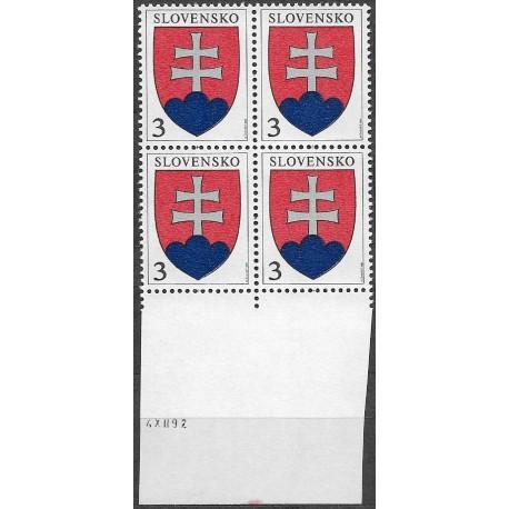 163. Malý státní znak,**,