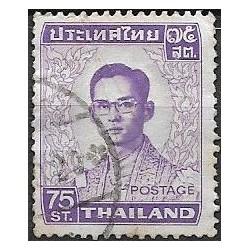 625.- král Bhumibol Aduljadeh Ram IX.,o,