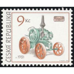 448.- Technické památky - traktory,**,