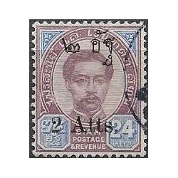 18. král Chulalonkorn ,o,