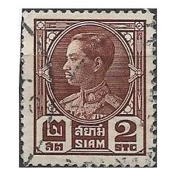 199.- král Prajadhipok Rama VII. ,o,