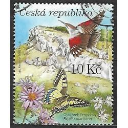 645-  Dolní Morava- Zedníček skalní a Otakárek fenyklový,o,