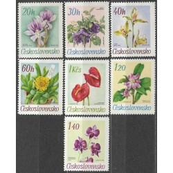 1630- 1636./7/, Květiny botanických zahrad,**,