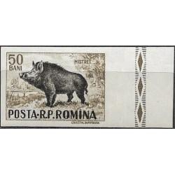 1617.-,str, Lovná zvěř- Prase divoké ,**,