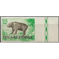 1618.-,str, Lovná zvěř- Medvěd hnědý,**,