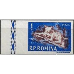 1620.-,str, Lovná zvěř- Rys ostrovid,**,