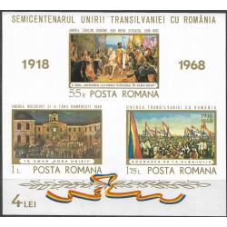 2721- 2723.A68, Rumunsko,**,