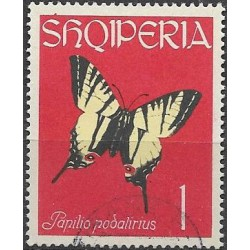 773.- Albanie- motýli,o,