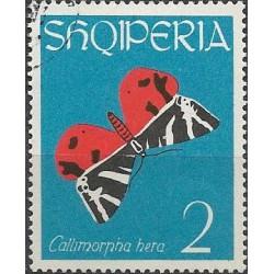 774.- Albanie- motýli,o,
