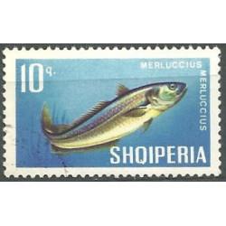 1131.- Albanie- ryby,o,