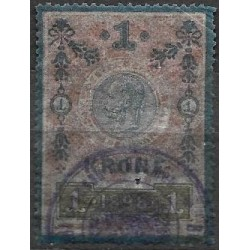 421. Ö,kolková známka 1898,o,